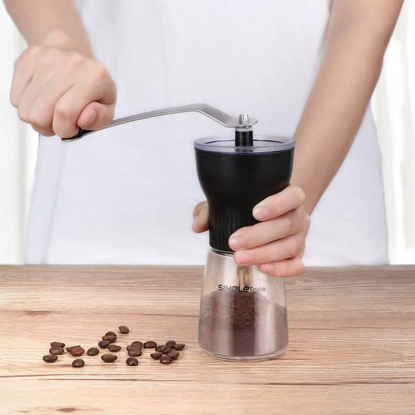 ☕на что обратить внимание при выборе кофемолки