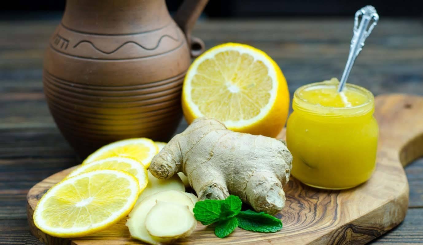 Имбирно-лимонный чай: польза, вред, противопоказания и рецепты напитка для разных целей