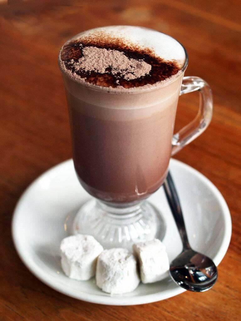 Рецепты здоровья: кофе с какао поможет мозгу работать гораздо лучше