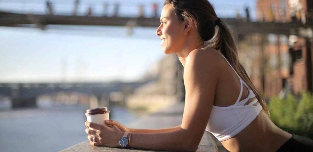 Кофе до и после тренировки: можно ли?