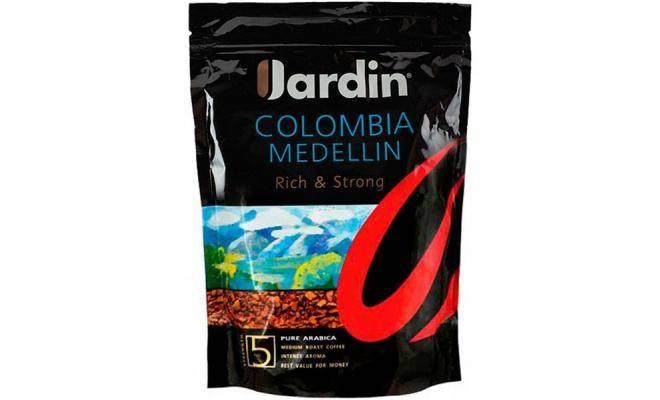 Кофе jardin: производитель, виды, отзывы