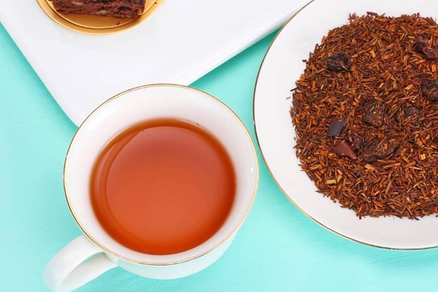 Полезные свойства чая ройбуш – африканского источника здоровья и красоты