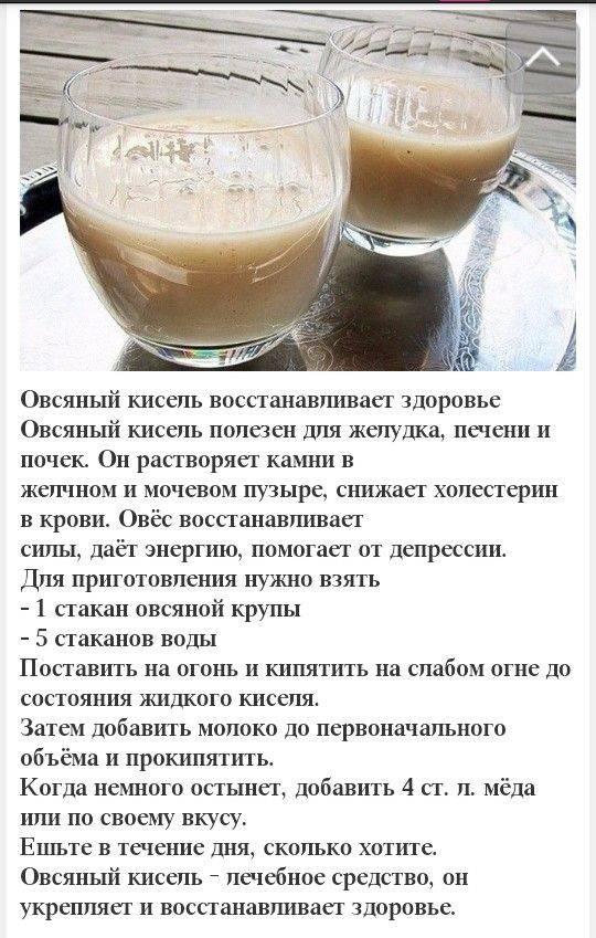 Как приготовить овсяный кисель изотова. рецепт
