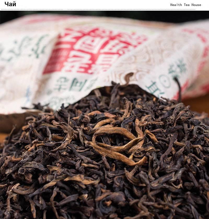 Гун тин, особенности дворцового пуэра, его производство