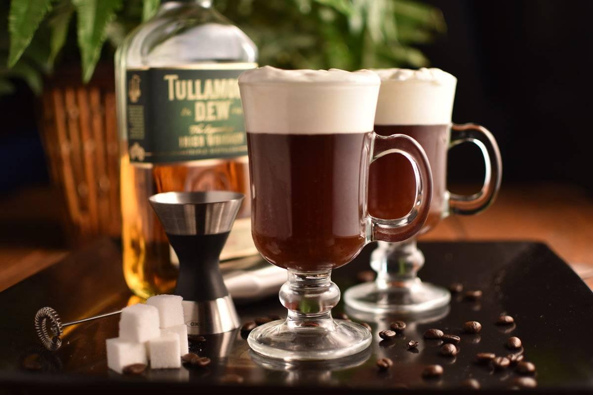 Кофе с коньяком польза и вред, рецепты приготовления