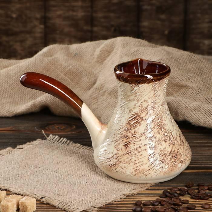 Купить турку для варки кофе недорого в интернет-магазине olive house