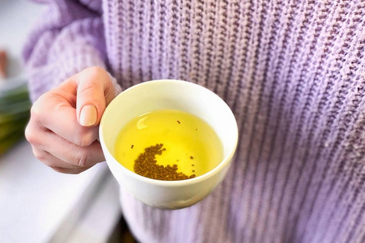 Гречишный чай (состав,приготовление, противопоказания)