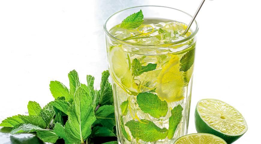 Рецепт холодного чая - 5 пошаговых фото в рецепте