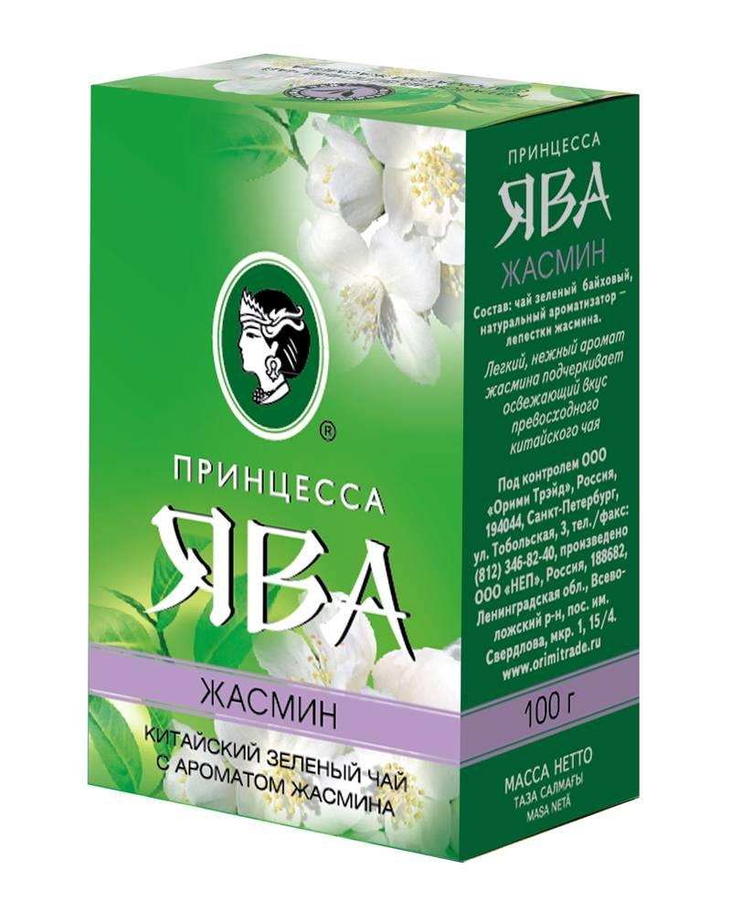 Зеленый чай ява: продукция от группы компаний «орими трэйд»