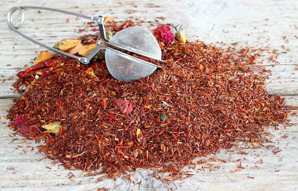 Чай ройбуш: польза и вред, состав, свойства для похудения