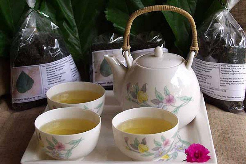 Успокаивающий чай рецепт приготовления