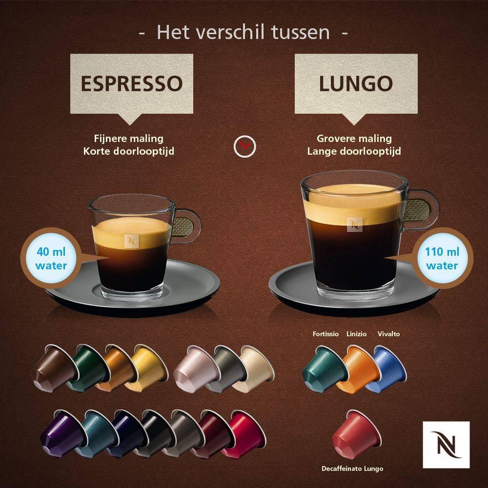Что такое кофе лунго (lungo), рецепты, чем отличается от других