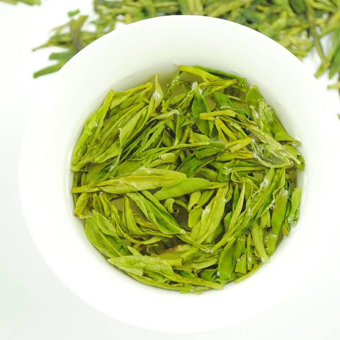 Зеленый чай для волос, ополаскивание зеленым и черным чаем