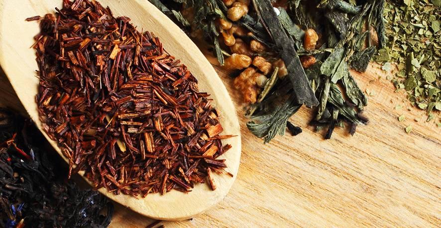 Чай ройбуш — полезные свойства, противопоказания и как заваривать