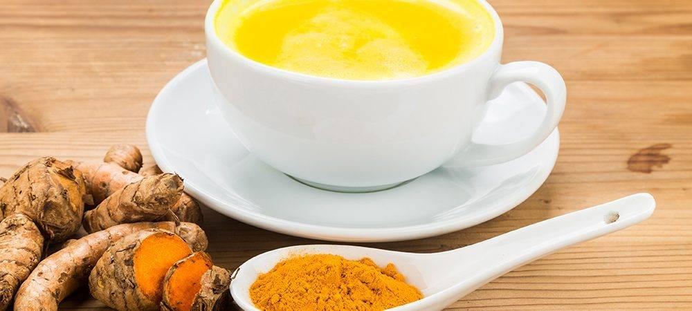 Панацея в одной ложке: чай из куркумы и 16 целебных свойств золотистого напитка