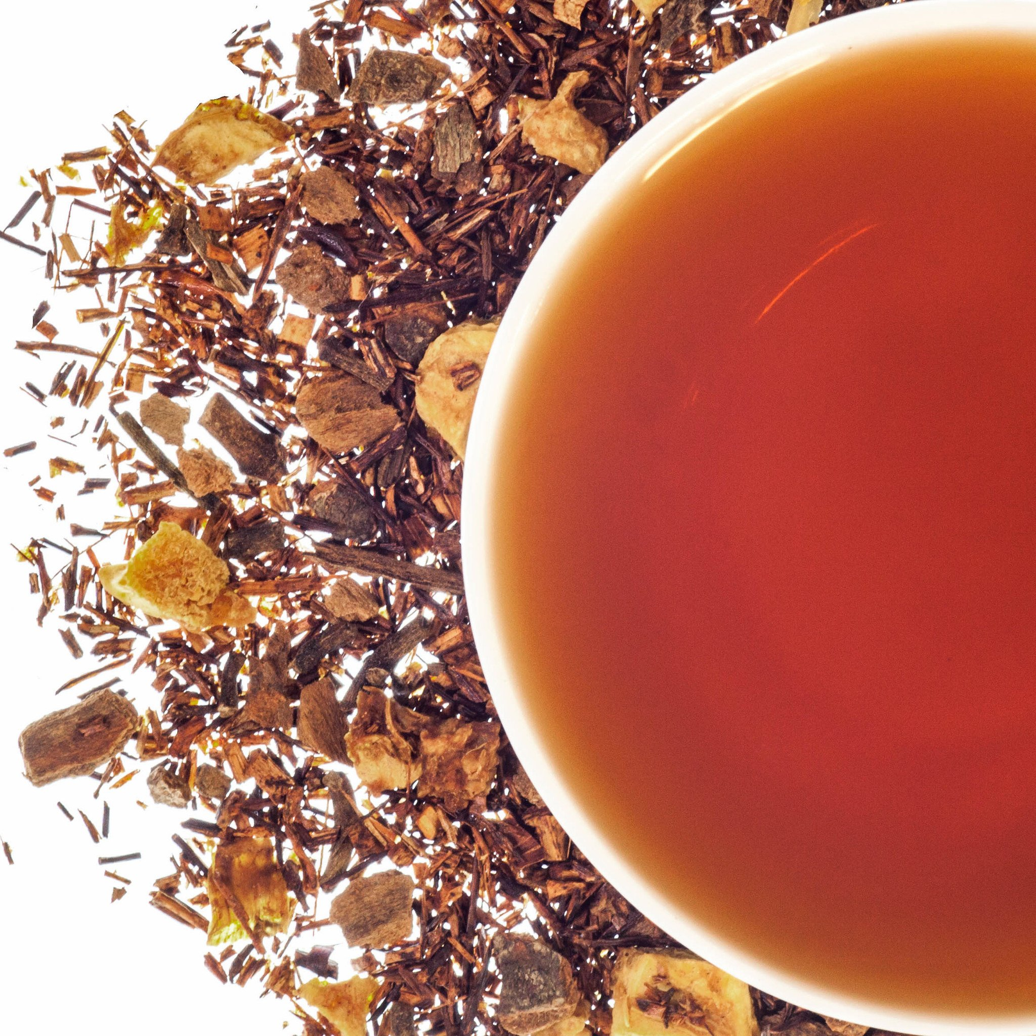 Чай ройбуш - полезные свойства и противопоказания, состав и способы заваривания