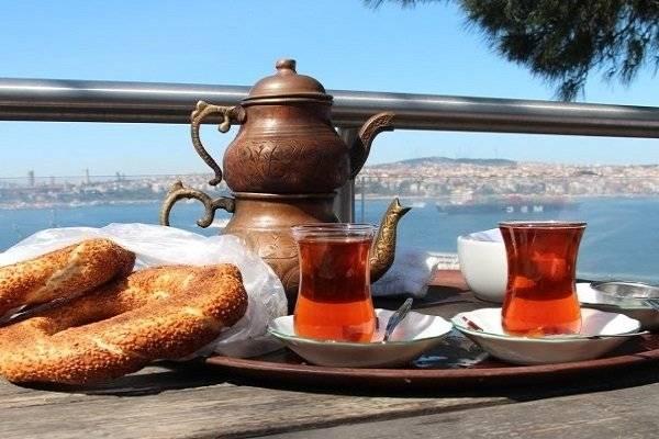 турецкий чай порошок из чего делают