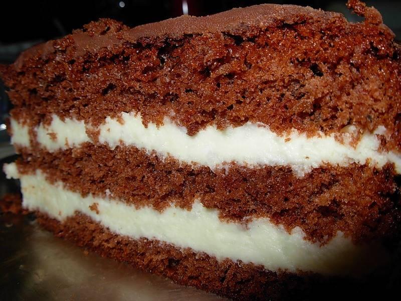 Шоколадный торт на кефире – 7 быстрых и вкусных рецептов
