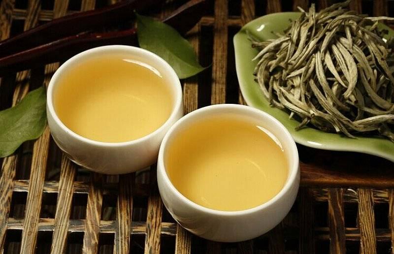 Желтый чай (хуан ча) польза или вред, как его заваривать