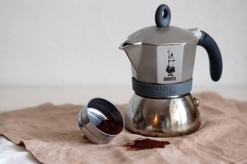Как варить кофе на индукционной плите – выбор или приспособление кофеварок