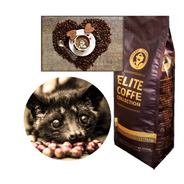 Kopi luwak – эксклюзивное кофе с «изюминкой»