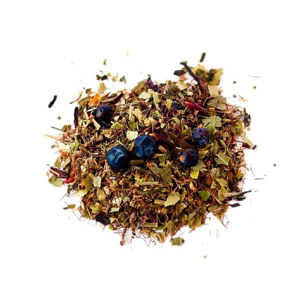 Черничный чай: польза и вред