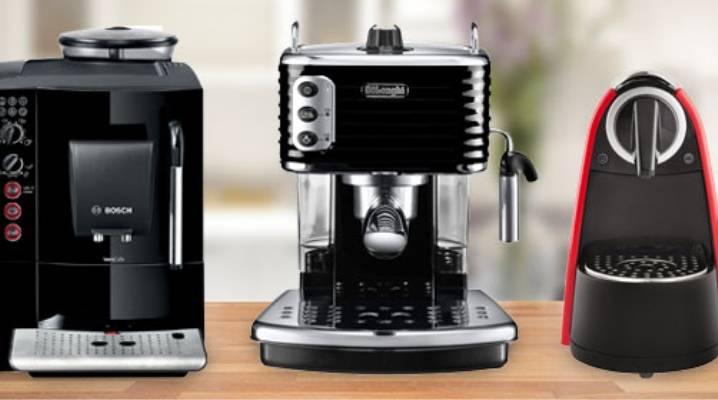 Кофеварка или кофемашина: чем отличаются, что лучше для дома