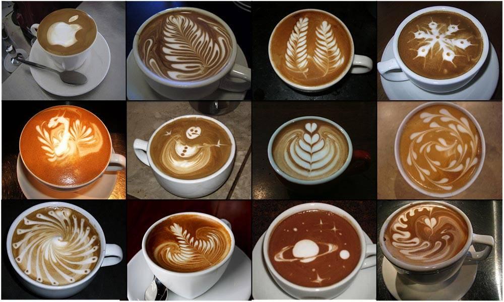 Латте-арт: как сделать рисунок на кофе в домашних условиях