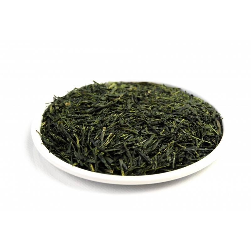 Японский зеленый чай гекуро: полезные свойства, как заваривать