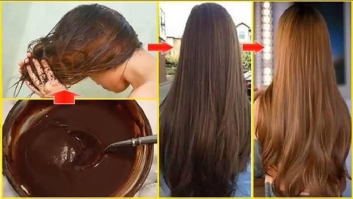 Красим волосы кофе: легко и просто