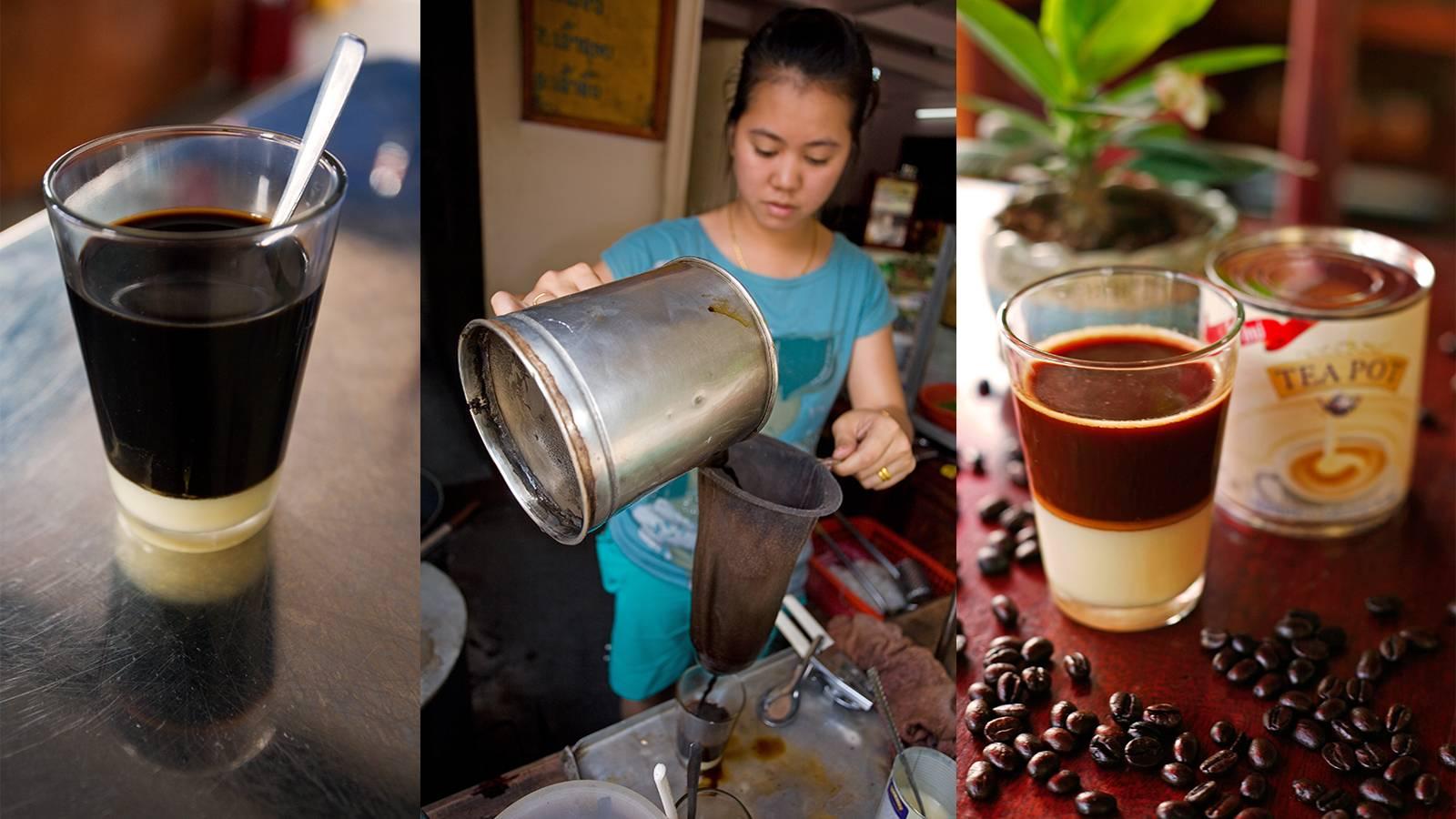 Характеристика лаосского кофе