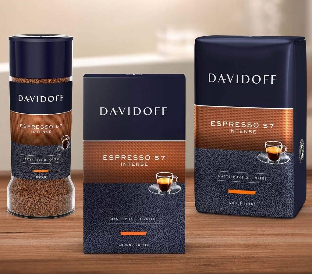 Кофе davidoff
