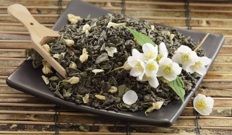 Зеленый чай с жасмином польза и вред для женщин - польза или вред
