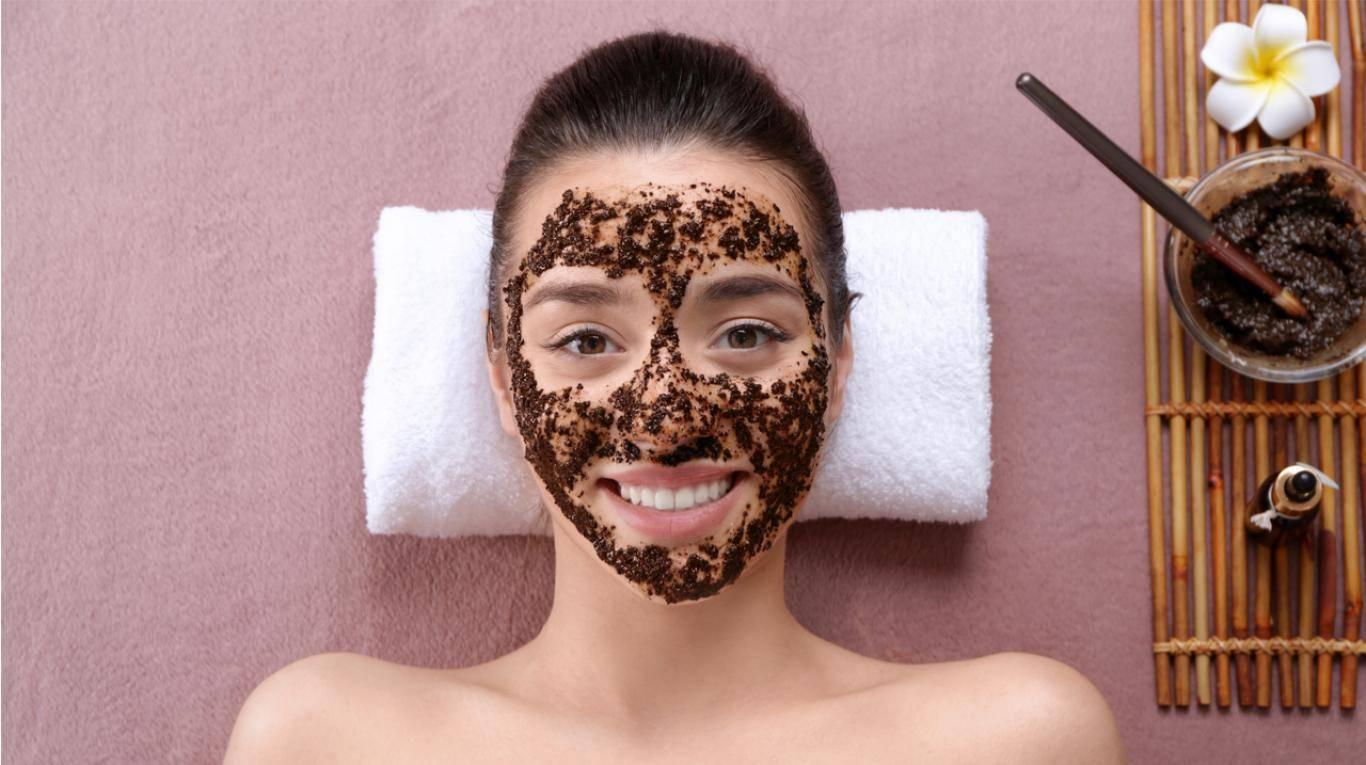 6 лучших рецептов масок из кофе для  лица