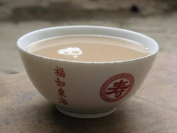 Чай с солью для похудения и нормализации обмена веществ