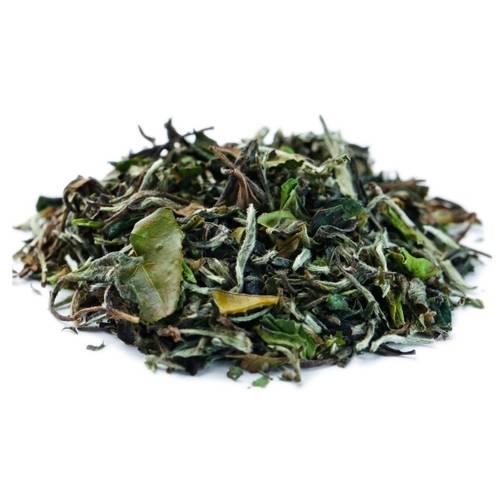 Белый чай бай му дань (белый пион)