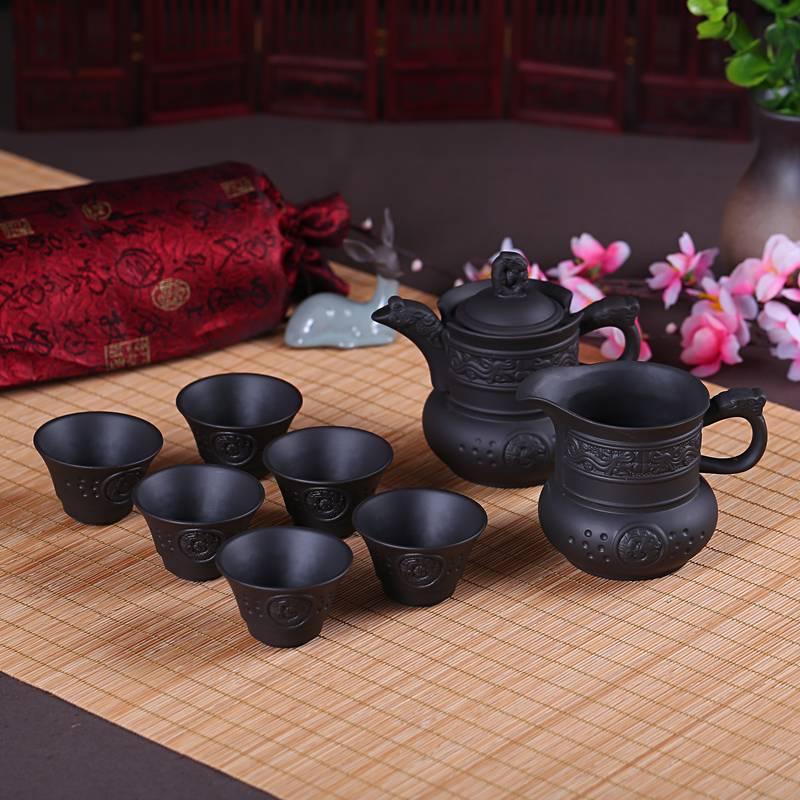 Чацзюй - набор для церемонии - чайная гавань