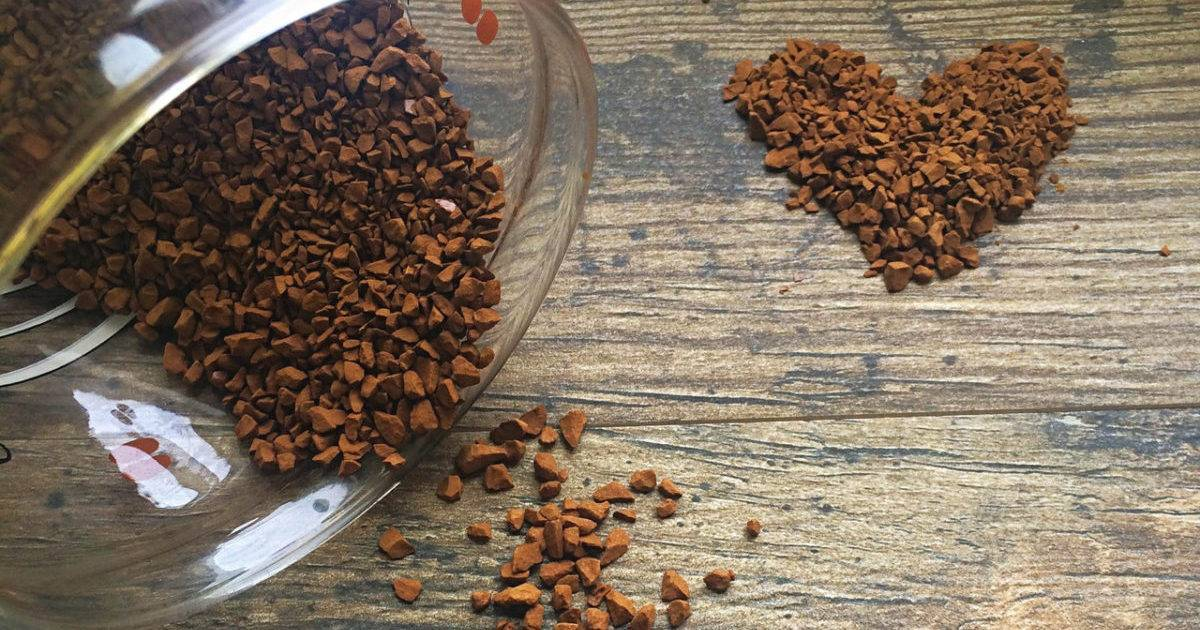 Сублимированный кофе и его отличие от растворимого