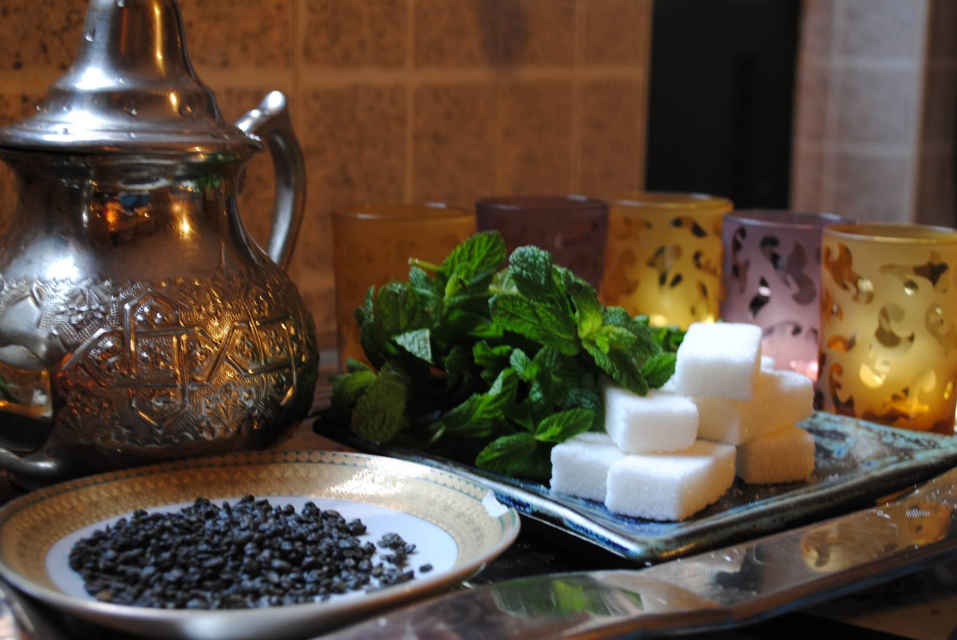 Кухня марокко. марокканский чай рецепт. марокканская кухня