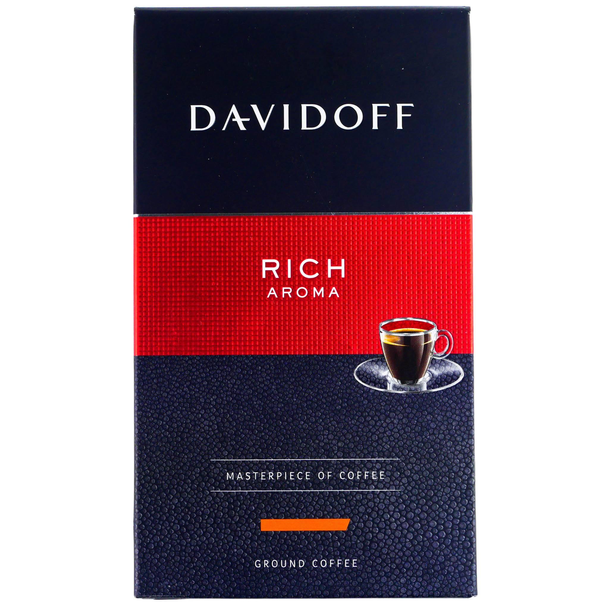Кофе davidoff (давидофф) - ассортимент, цены, о бренде