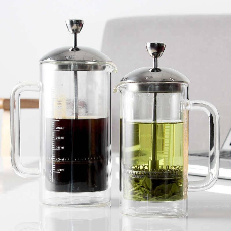 Как заваривать чай в френч прессе