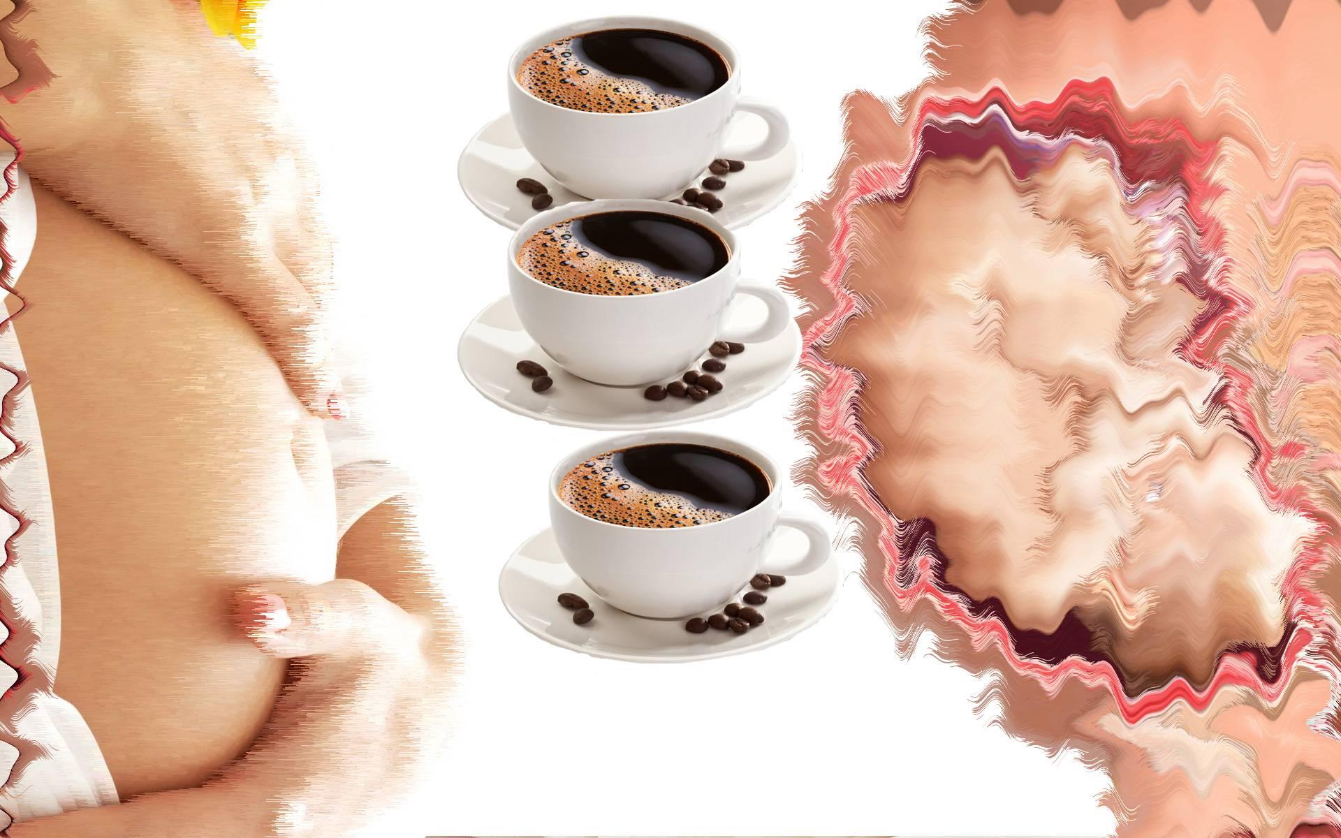 Кофе при беременности, вред и польза напитка