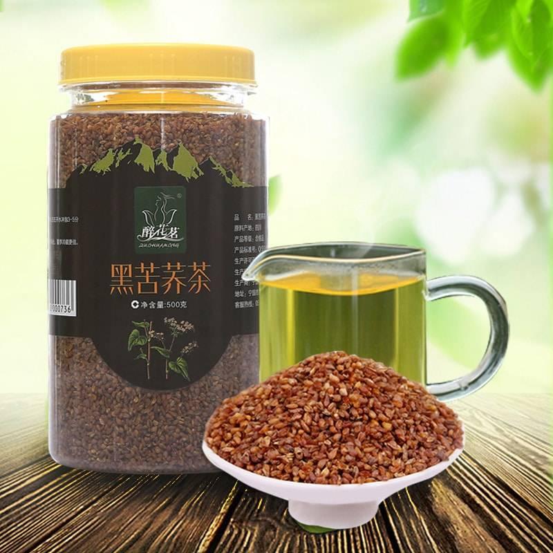 Польза и приготовление китайского гречишного чая