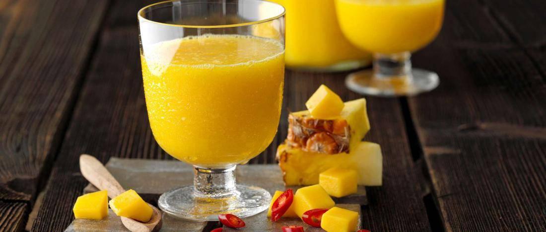 Смузи с манго: рецепт приготовления в домашних условиях