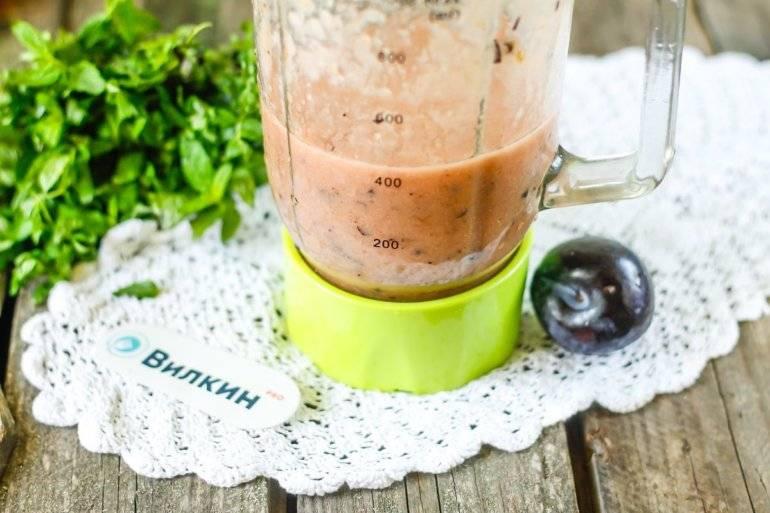Простые рецепты смузи с молоком для блендера в домашних условиях