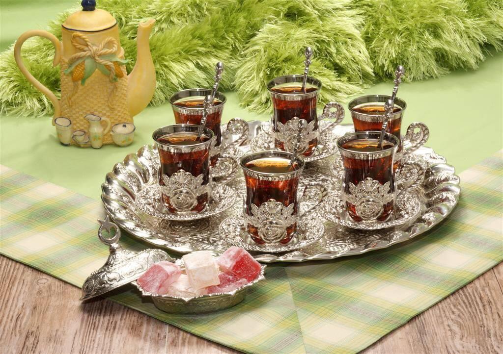 6 турецких традиций заваривания чая (+обзор популярных марок)