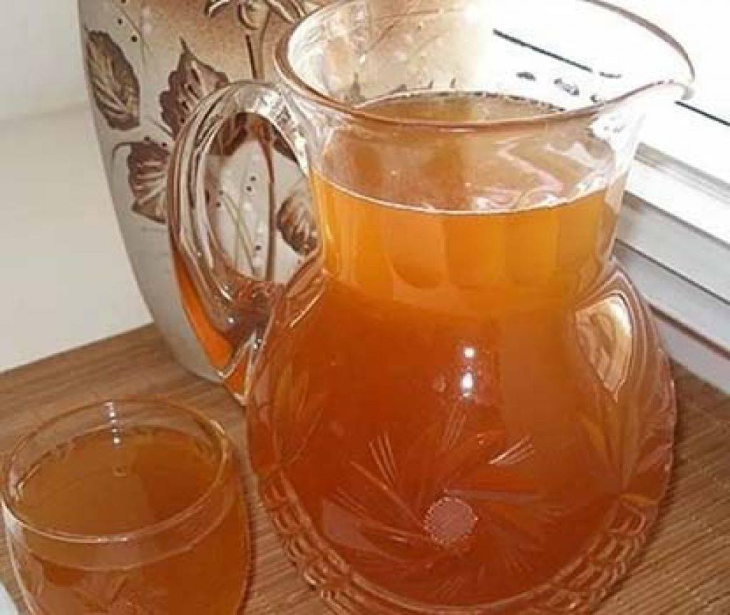Квас из березового сока - лучшие домашние рецепты