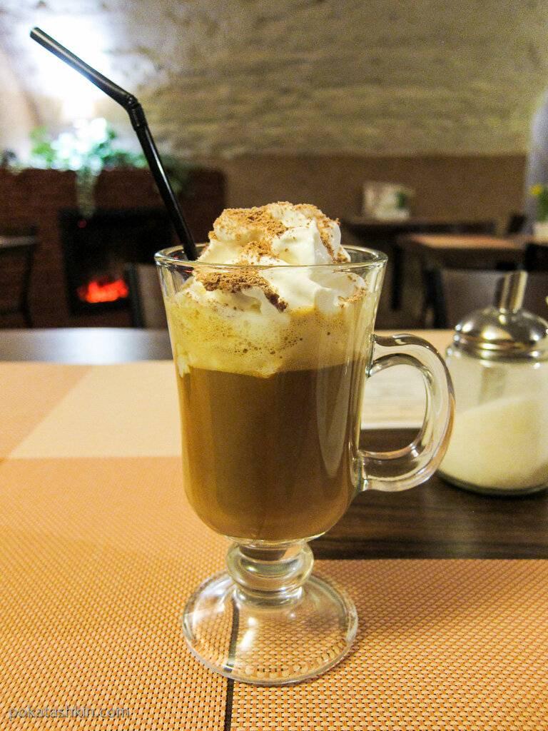Кофейное мороженое