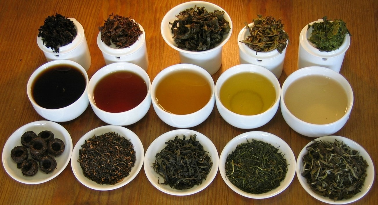 Как правильно хранить чай: зеленый, красный, черный, белый, жёлтый