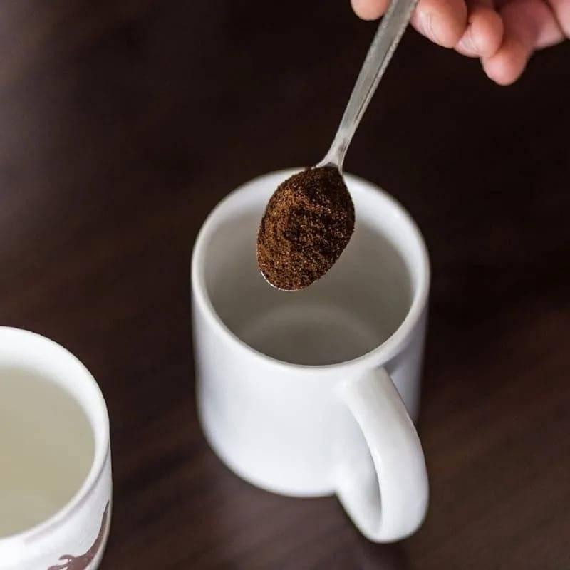Как заваривать молотый кофе в чашке - советы